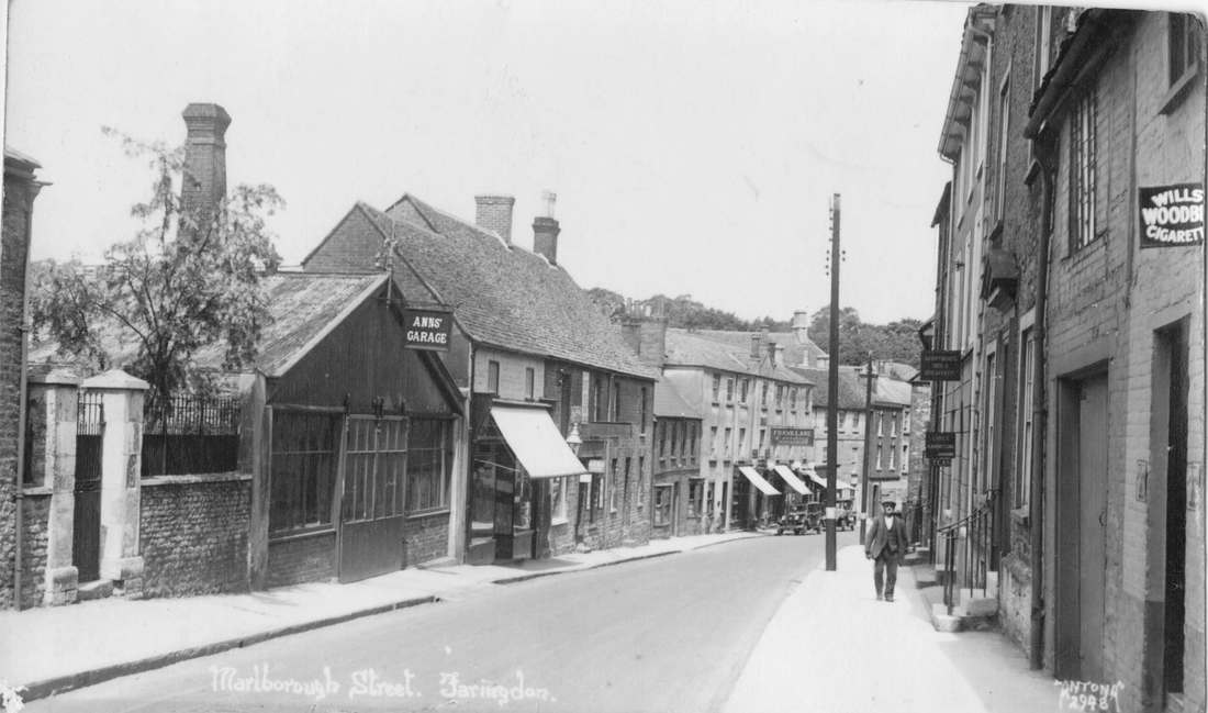 Memories of Faringdon - Faringdon Community Website